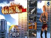 3D City Run Hot preview