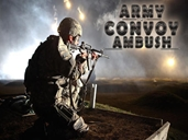 Army Convoy Ambush 3D preview