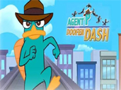 Agent P DoofenDash preview