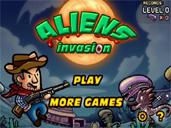 Alien Invasion preview