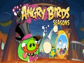 Angry Birds Seasons ~ Abra Ca Bacon! preview