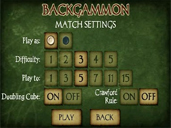 Backgammon Free preview
