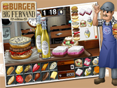 Burger ~ Big Fernand preview