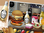 Burger ~ Big Fernand preview