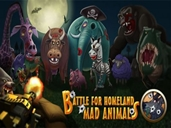 Battle For Homeland Mad Animals preview