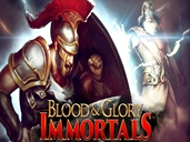 Blood And Glory ~ Immortals preview