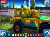 Blocky Roads preview