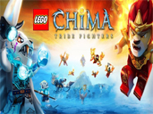 LEGO Chima ~ Tribe Fighters preview