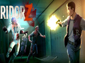 Corridor Z ~ The Zombie Runner preview