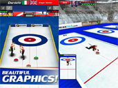 Curling 3D preview