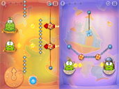 Cut The Rope Time Travel preview