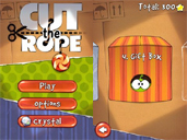 Cut The Rope HD preview