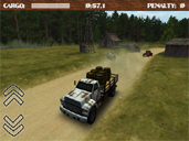 Dirt Road Trucker 3D preview
