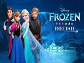 Frozen Free Fall preview