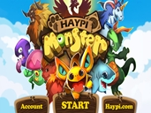 Haypi Monster preview