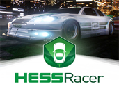 Hess Racer preview
