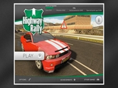 Highway Rally ~ Fast Car Racing preview