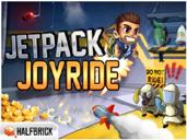 Jetpack Joyride preview