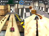 LEGO Pullback Racers preview