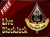 Live BlackJack 21 Pro preview