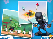 Ninja Toss preview
