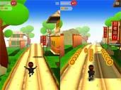Ninja Runner 3D preview