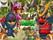 Ninja And Zombies preview