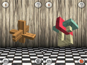 3D Puzzle Locked preview
