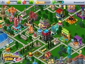 RollerCoaster Tycoon 4 Mobile preview