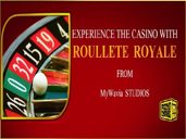 Roulette Royale preview