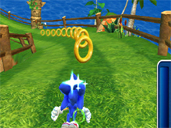 Sonic Dash preview