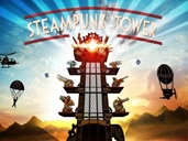 Steampunk Tower preview