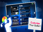 Super Stickman Golf 2 preview