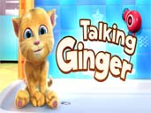 Talking Ginger preview