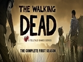 The Walking Dead ~ Season One preview