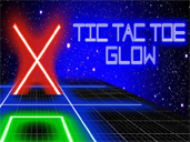 Glow Tic Tac Toe preview