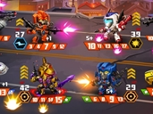 Transformers ~ Battle Tactics preview