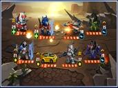 Transformers ~ Battle Tactics preview
