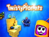 Twisty Planets preview