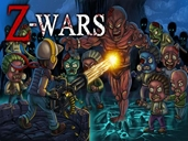 Z Wars ~ Zombie War preview